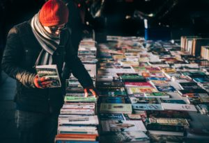 Find books to resell anywhere.